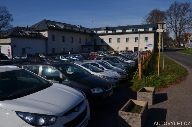 Parkování - Adršpach