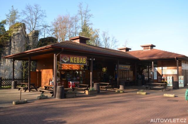 Restaurace Adršpach