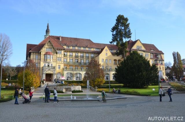 Sanatorium Polonia - Kudowa Zdroj