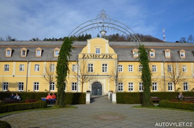 Sanatorium Zameczek - Kudowa Zdroj