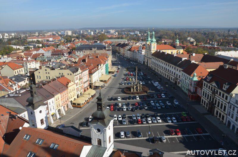 Velké náměstí - Hradec Králové