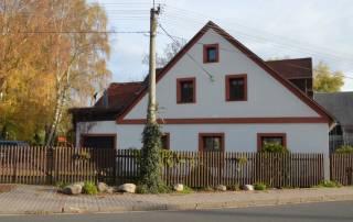Apartmány Mladé Buky