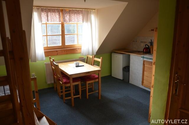 Kuchyně - Apartmány Mladé Buky