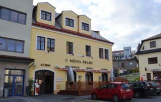 Restaurace u města Prahy - Náchod