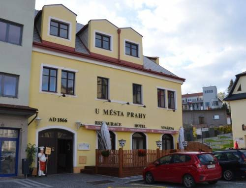 Restaurace U Města Prahy – Náchod