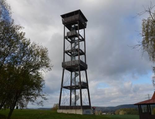 Rozhledna Na Signálu – Horní Radechová