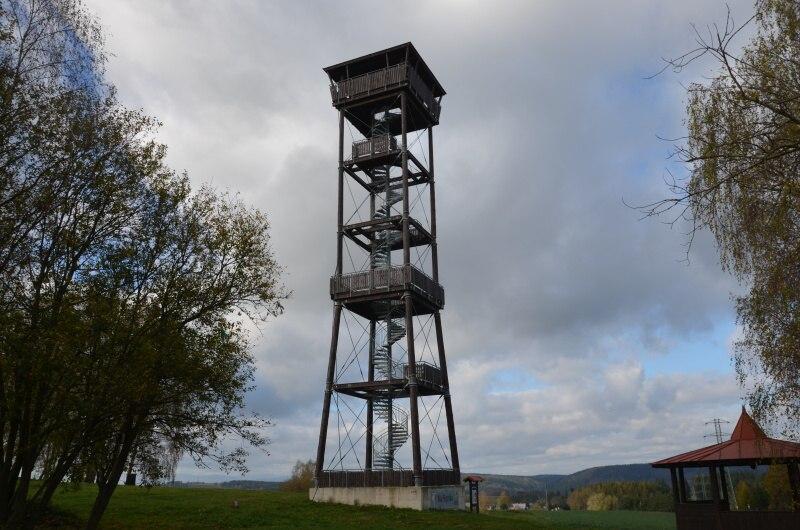 Rozhledna Na Signálu - Horní Radechová