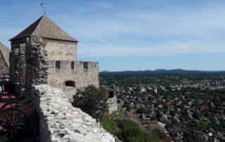 Hrad Sümeg v Maďarsku