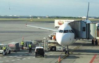 Letadlo - Praha Ruzyně
