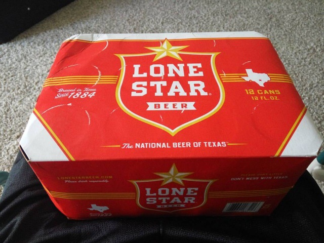 Pivo Lone star