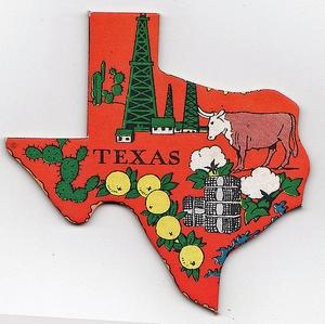 Texas magnetka