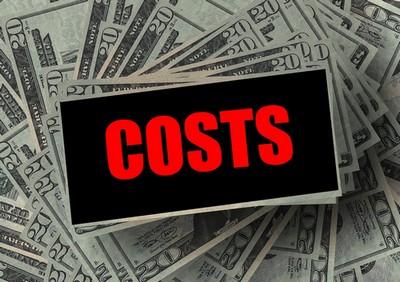 Workd and Travel - Počáteční náklady