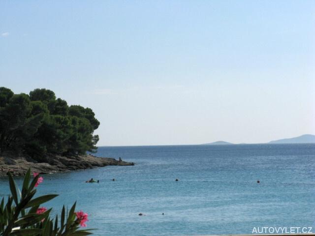 Zátoka Slanica Chorvatsko