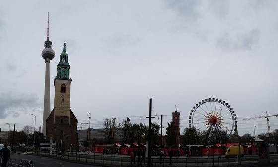 Berlín věž