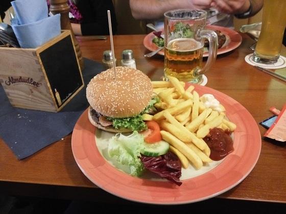 Burger - Berlín Německo