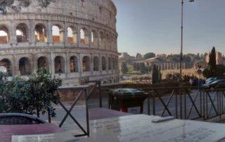Colosseum - Řím Itálie