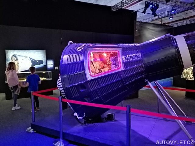 Cosmos Discovery výstava Praha