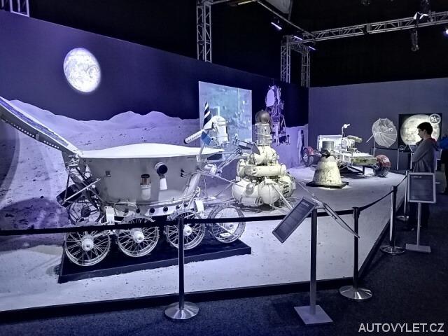 Cosmos Discovery výstava Praha 2