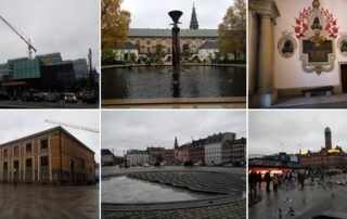 Kodaň Dánsko