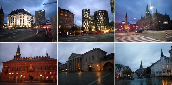 Kodaň Dánsko 2