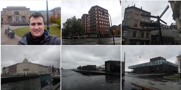 Kodaň Dánsko 3