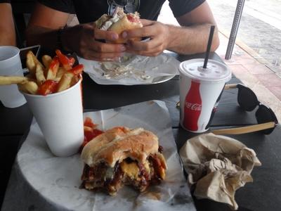 Fastfood Miami USA