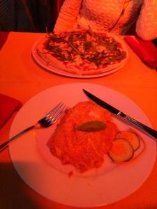 Lasagne v Římě