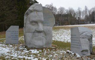 Monument Hlava XXII. - Lipnice nad Sázavou