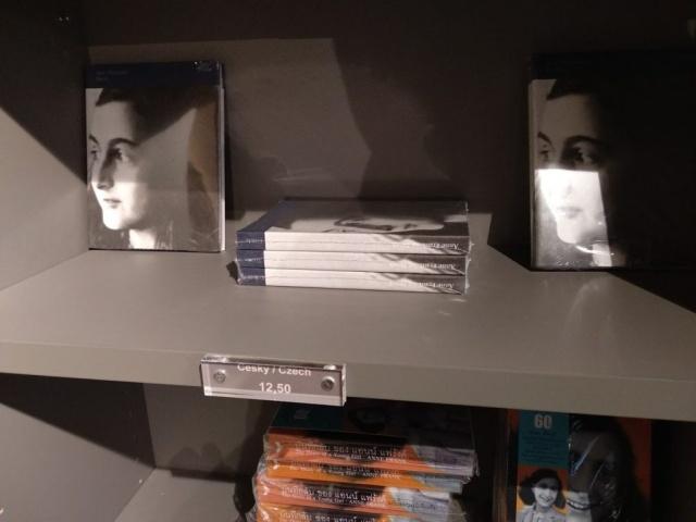 Muzeum Anny Frankové - Amsterdam