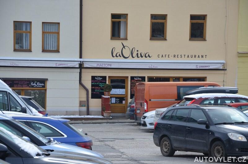 Restaurace La Oliva Jihlava