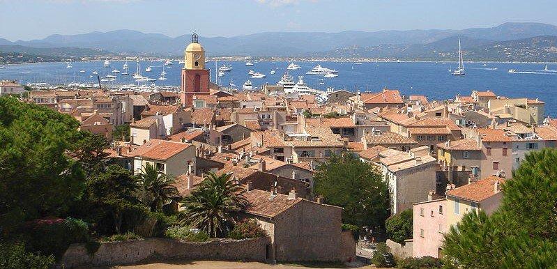 Saint-Tropez Francie