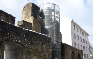 Vyhlídková věž parku Gustava Mahlera - Jihlava