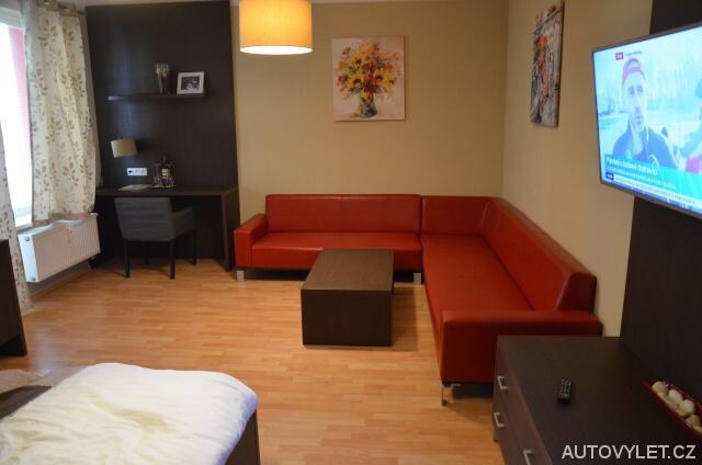 B2B apartments - ubytování v Jihlavě