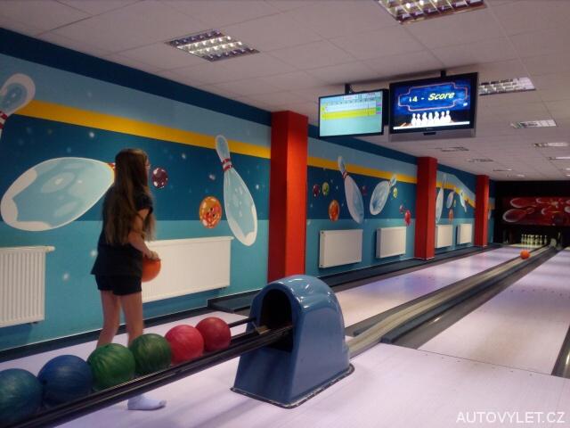 Bowling - Wellness hotel Frymburk