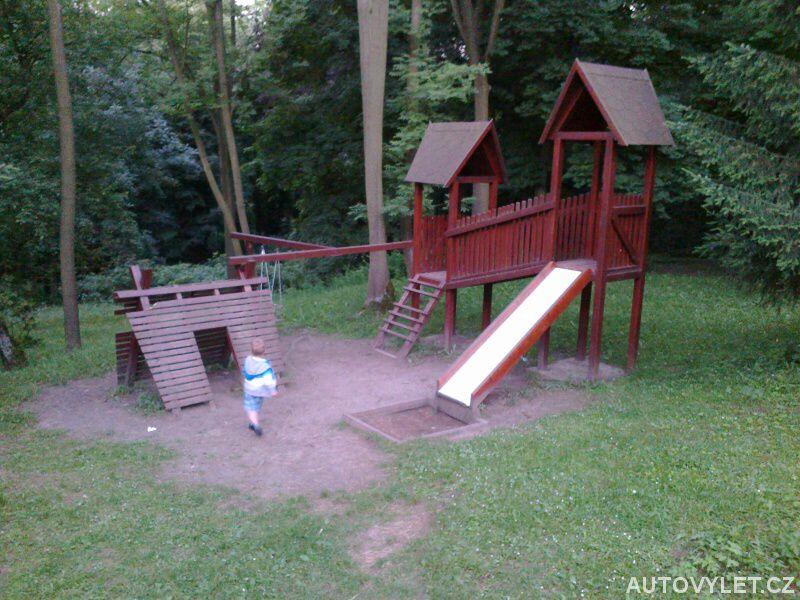 Dětské hřiště Bílina