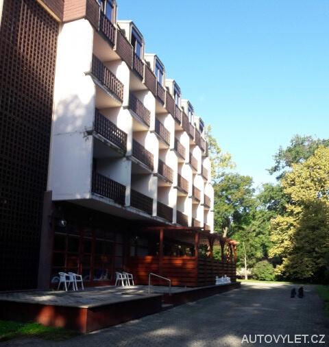 Hotel Thermal Helath SPA - Sarvar Maďarsko
