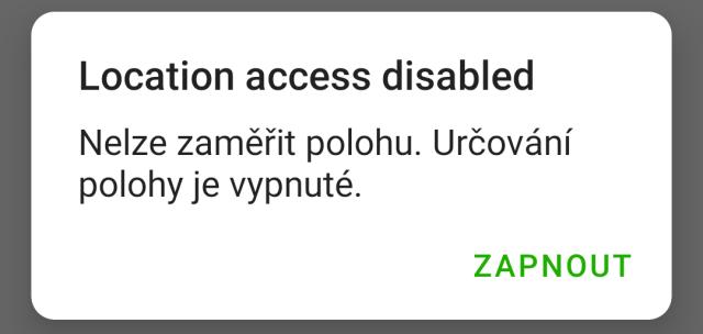 mapy.cz sdílení polohy covid19 - 2