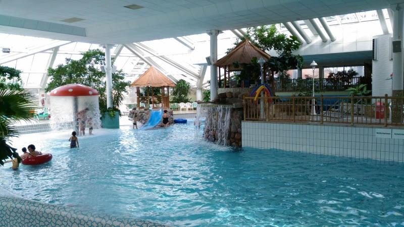 Mariba Neustadt - aquapark Německo