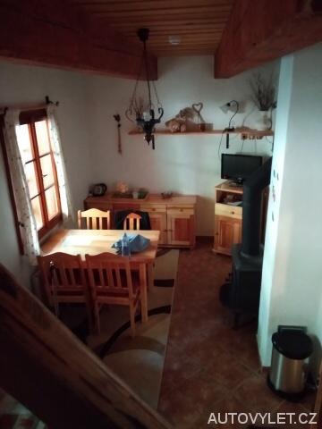 Pohádková vesnička Podlesíčko - ubytování 1