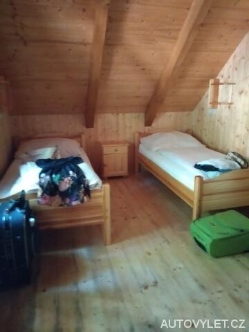 Pohádková vesnička Podlesíčko - ubytování 2