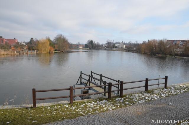 Telč - rybník