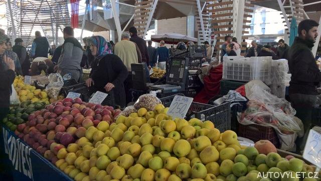 Tržnice Turecko