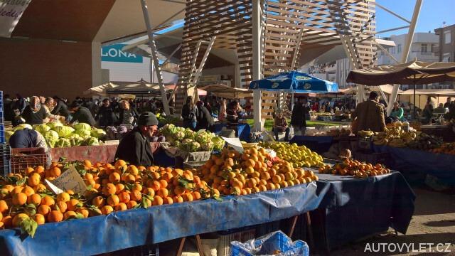 Tržnice v Turecku