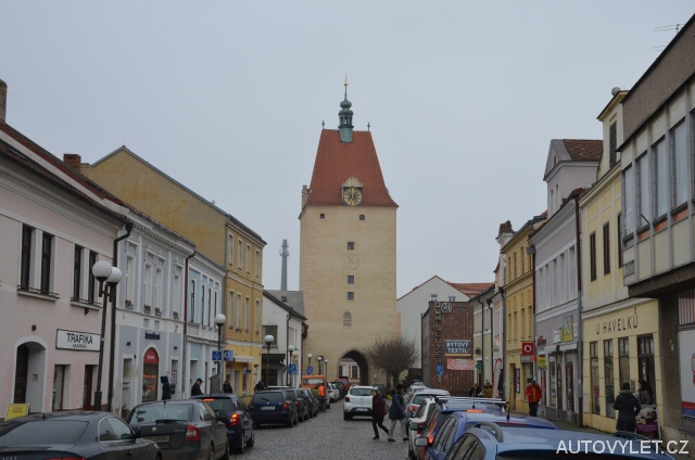 Věž - Muzeum rekordů a kuriozit Pelhřimov