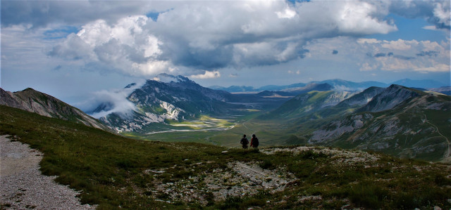 Campo Imperatore - Itálie