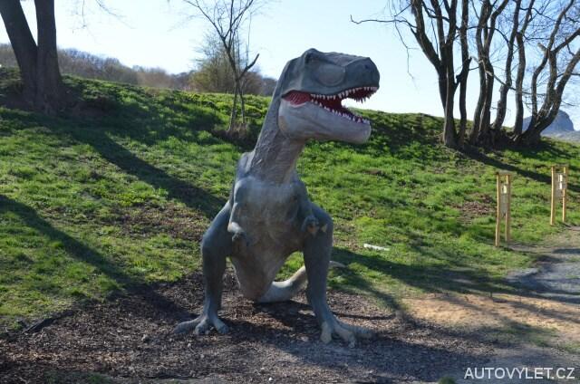 Dinosaurus - pohádkový les Hrobčice