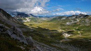 Gran Sasso Monti della Laga v Itálii