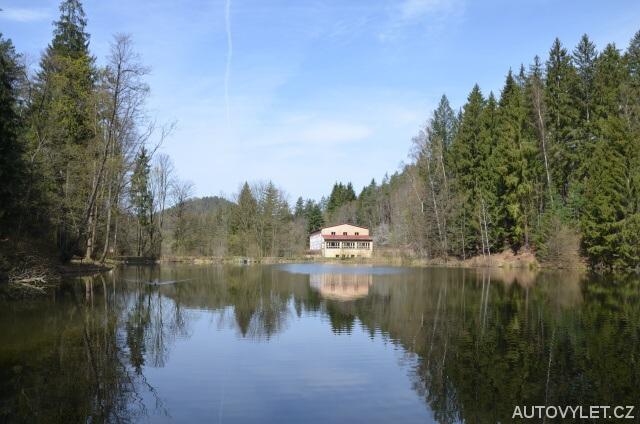 Grieselův rybník - Jetřichovice