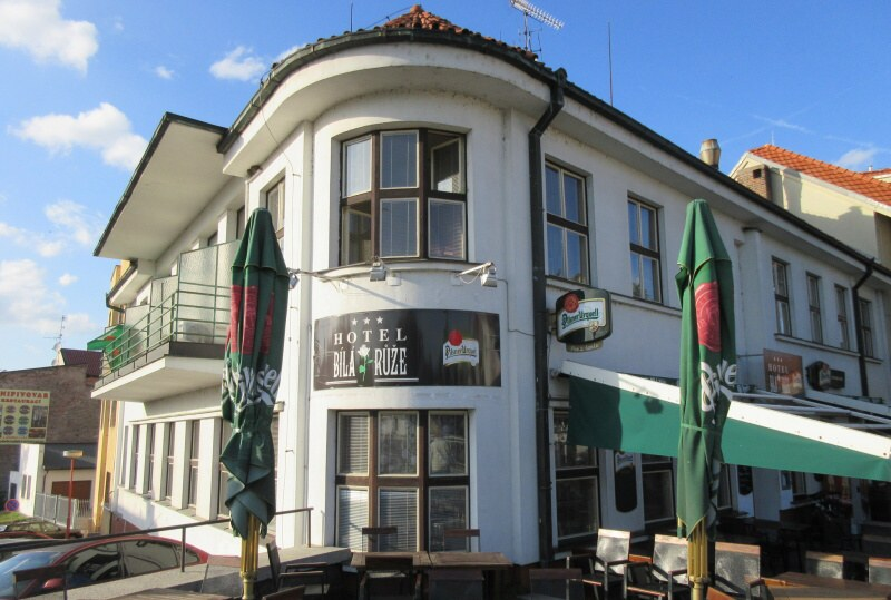 Hotel Bílá Růže - Poděbrady