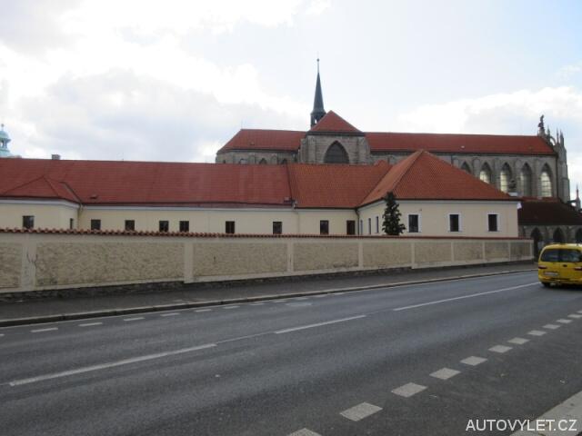 Katedrála a klášter - Kutná Hora